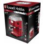 Russell Hobbs Pákový kávovar Retro Ribbon Red