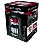 Russell Hobbs Termální Kávovar Retro Ribbon Red