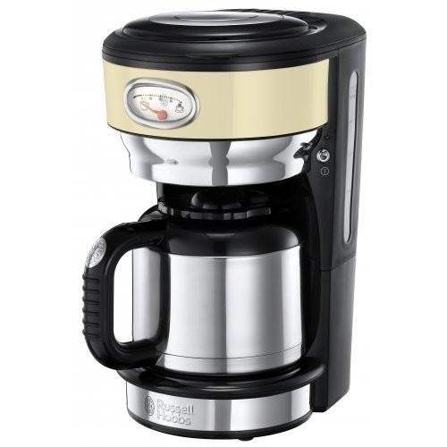Russell Hobbs Retro Vintage Cream termální kávovar 21712-56 + doprava zdarma