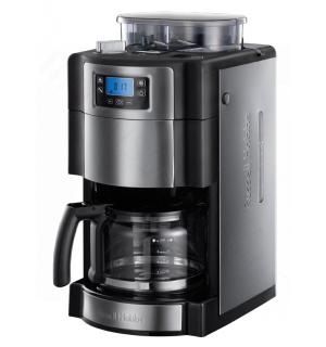 Russell Hobbs Buckingham digitální kávovar Grind & Brew