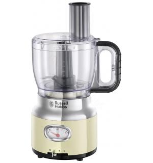 Russell Hobbs Kuchyňský robot Retro Vintage Cream