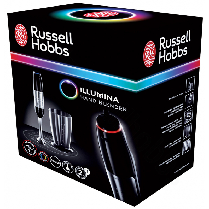 russell hobbs illumina ty ov mix r. Black Bedroom Furniture Sets. Home Design Ideas