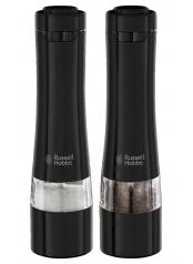 Černé mlýnky na sůl a pepř 28010-56