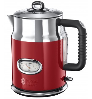Russell Hobbs Varná konvice Retro Ribbon Red