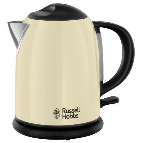 Russell Hobbs 20194-70 Classic Cream compact varná konvice