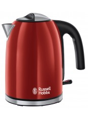 Russell Hobbs Colours Flame Red varná konvice
