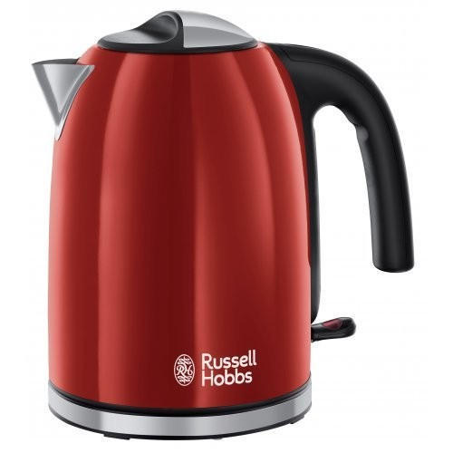 Russell Hobbs 20412-70 Colours Flame Red varná konvice