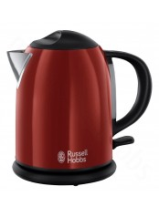 Russell Hobbs Flame Red compact varná konvice