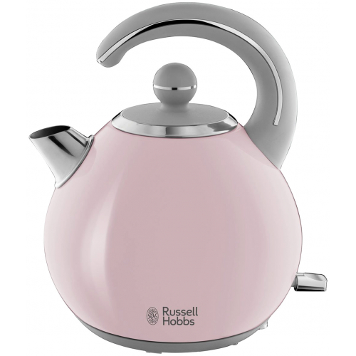 Russell Hobbs Varná konvice Bubble Soft Pink