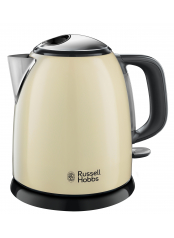 Russell Hobbs Rychlovarná konvice Colours Classic Cream Mini
