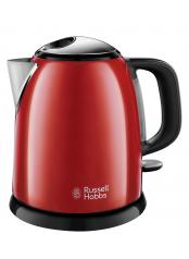 Russell Hobbs Rychlovarná konvice Mini Flame Red